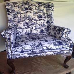 chair reupholstery